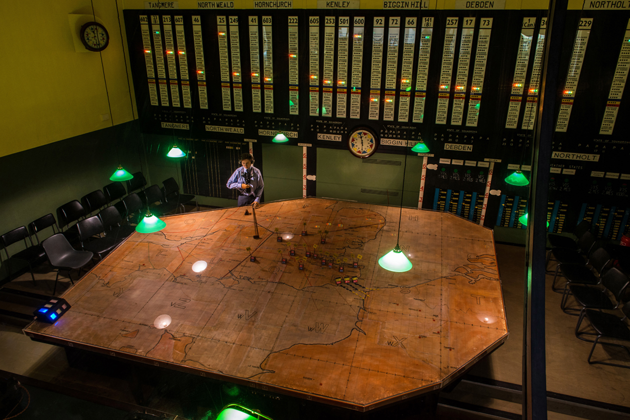 The Ops Room