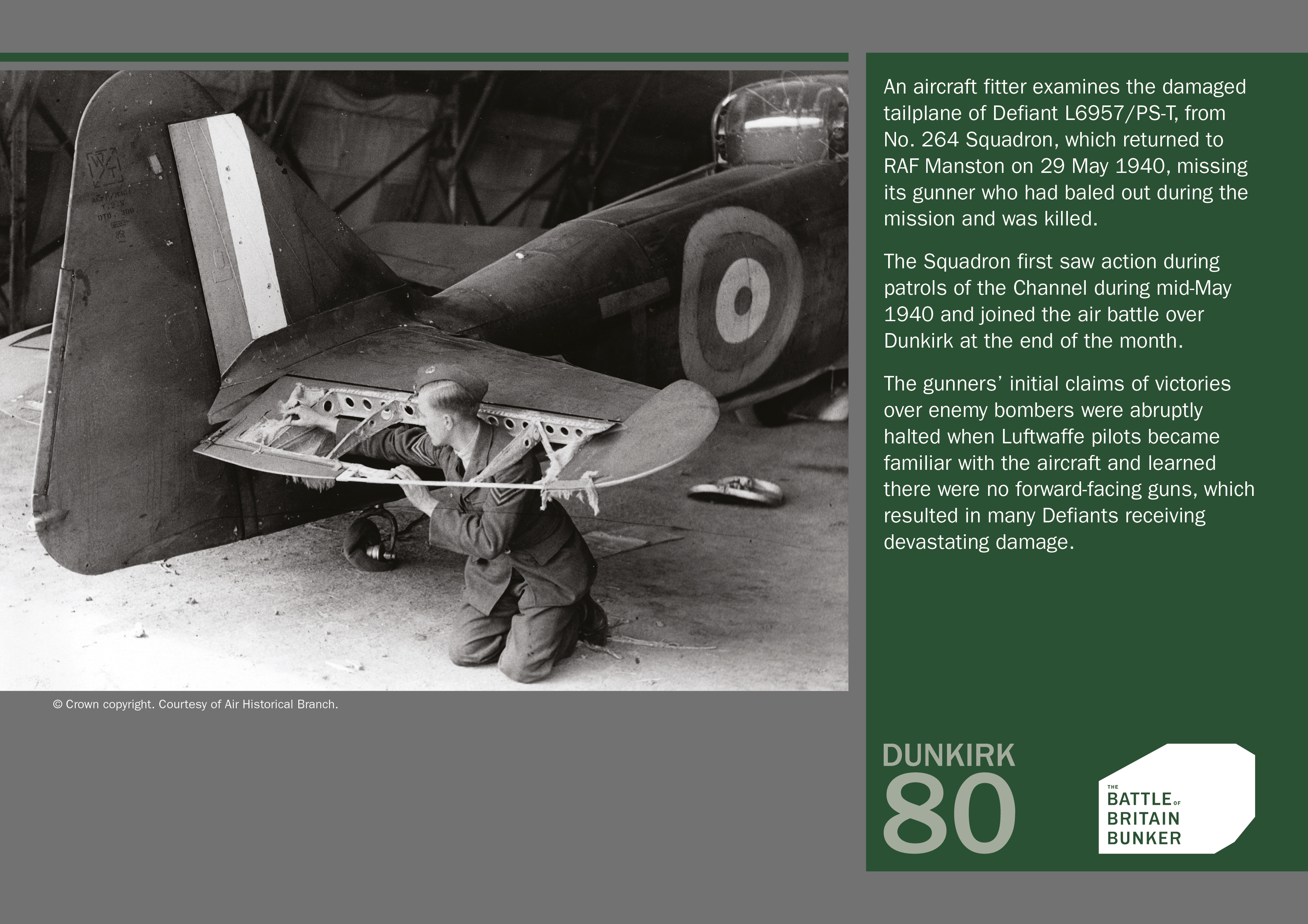 Dunkirk 80 Page Two