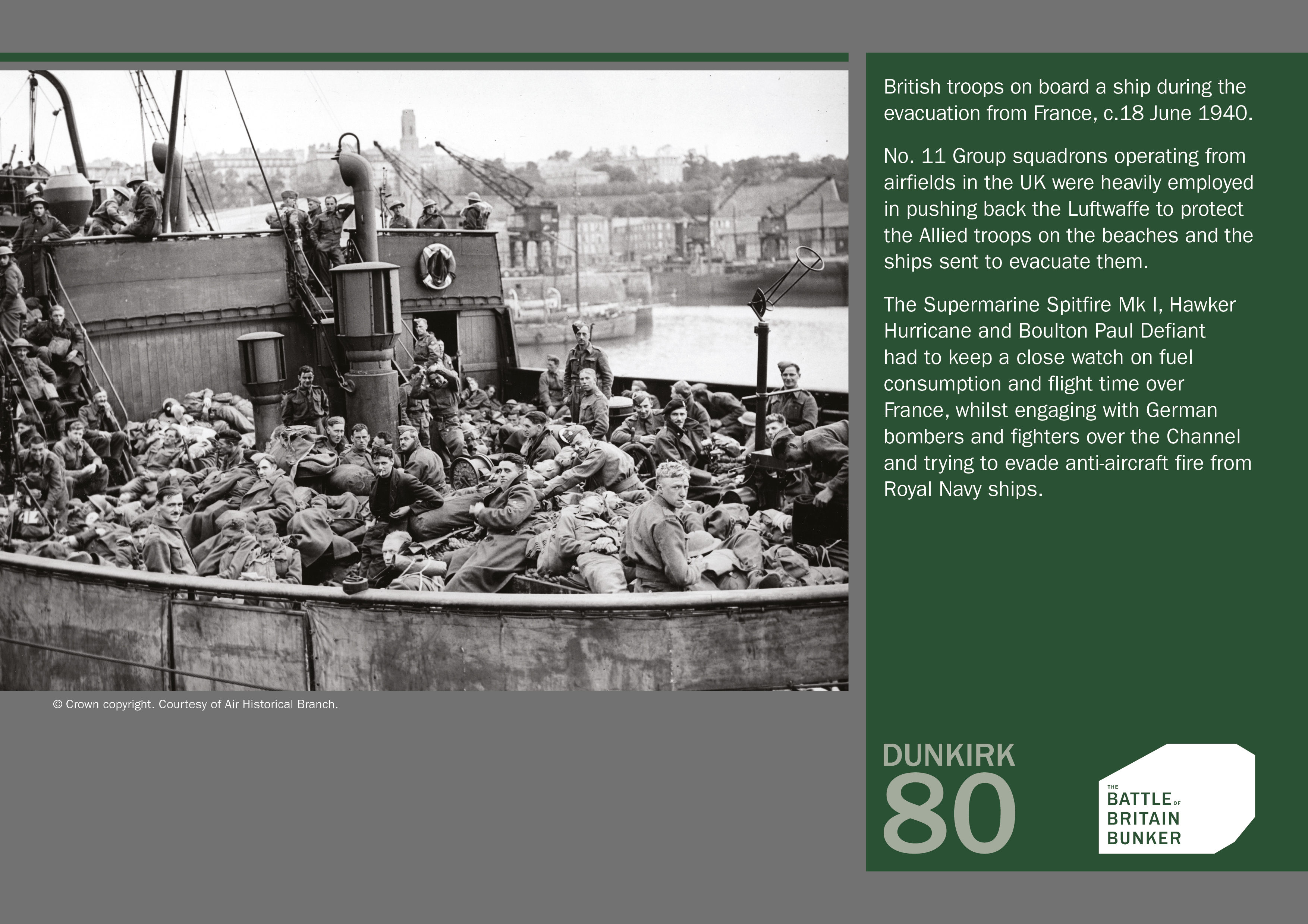 Dunkirk 80 Page Four