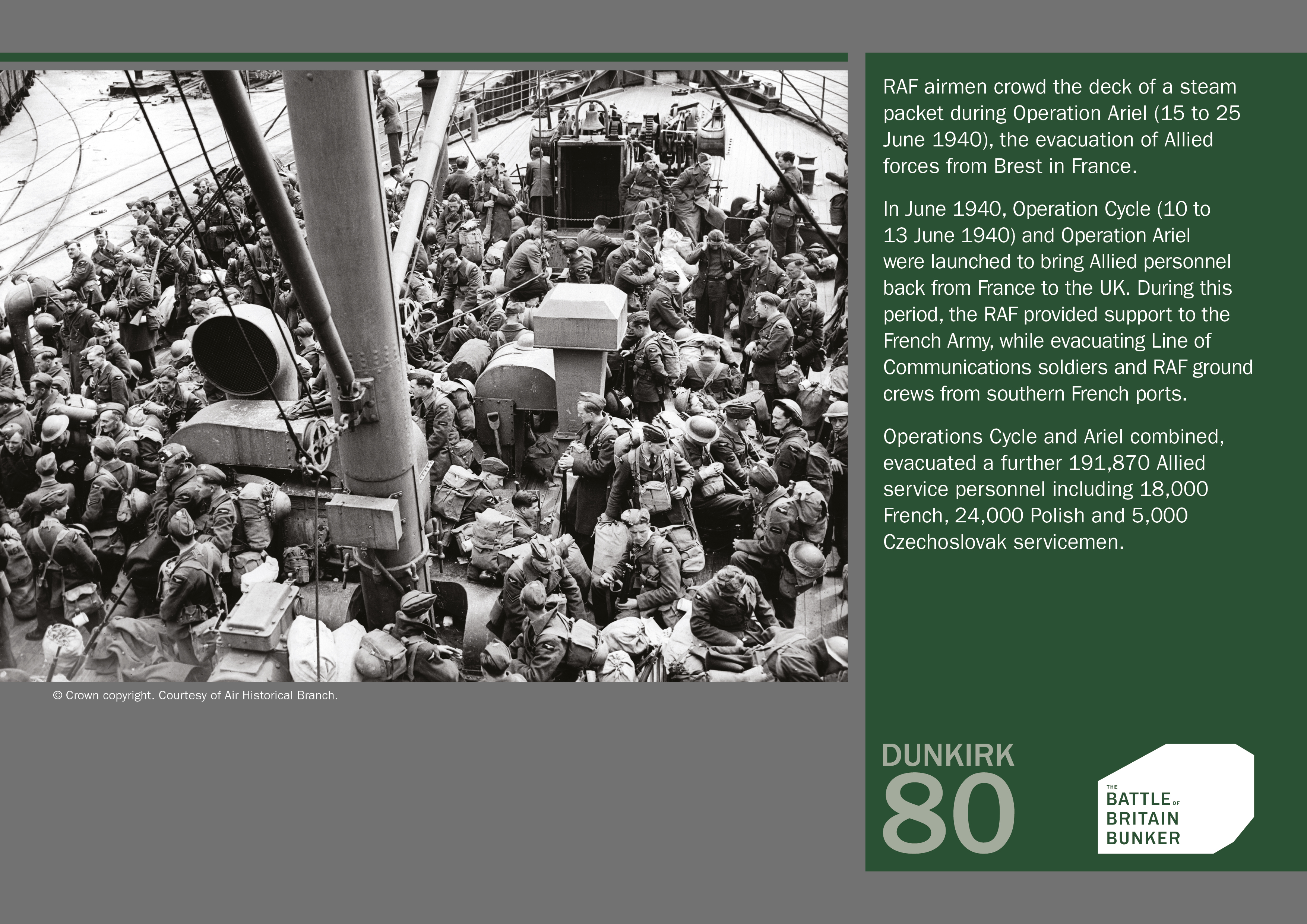 Dunkirk 80 Page Five